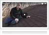 Learn what happens when you don't get your roof cleaned