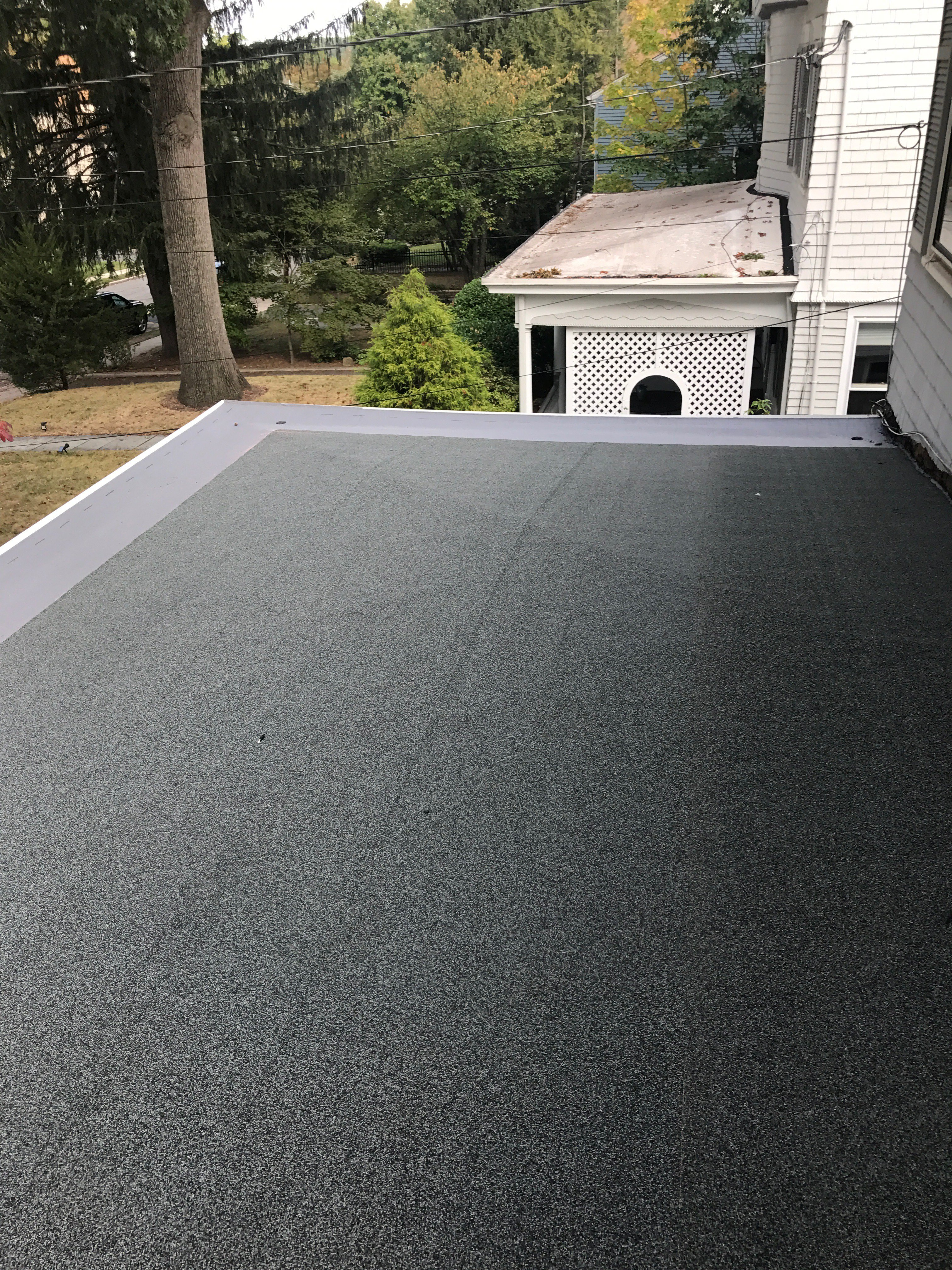Flat Roofing Gallery Ridgewood Nj The Homestead Roofing Co
